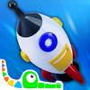 構築と遊ぶ 3D - ロケット、ヘリコプター、潜水艦、およびその他